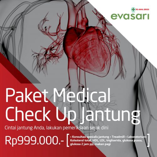 paket medical check up jantung, RS Awal Bros Evasari Jakarta